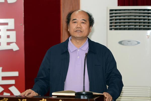 副院长刘建林讲话图片